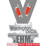 2015 English Half Marathon Warrington and Co Corporate Challenge