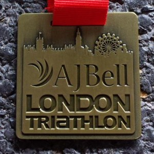 2015 London Triathlon