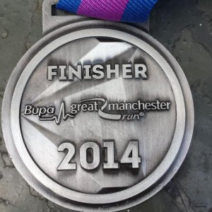 2014 Great Manchester 10k
