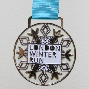 2015 London Winter Run