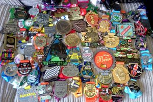 Behind the Medal Special: 1,000 miles of medals