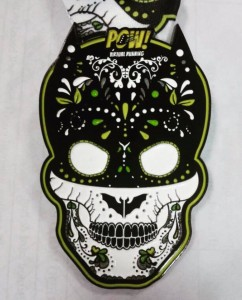 2017 Day Of The Dead Caped Crusader Virtual